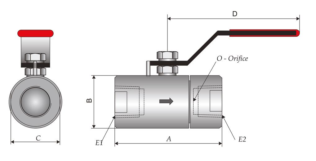 Ball-Valves-AMLBV-Dimensions